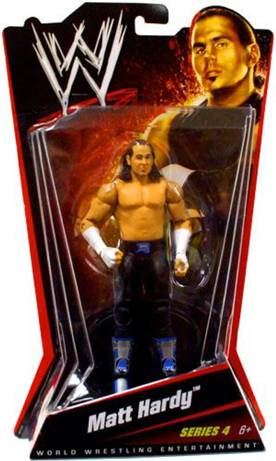 WWE Wrestling Series 4 Matt Hardy Action Figure