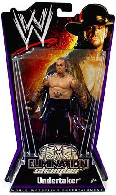 WWE Wrestling Elimination Chamber Series 1 Undertaker Action Figure