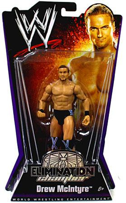 WWE Wrestling Elimination Chamber Series 1 Drew McIntyre Action Figure