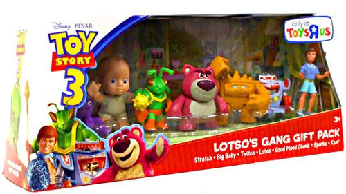Toy Story 3 Lotso's Gang Gift Pack Exclusive Mini Figure Set