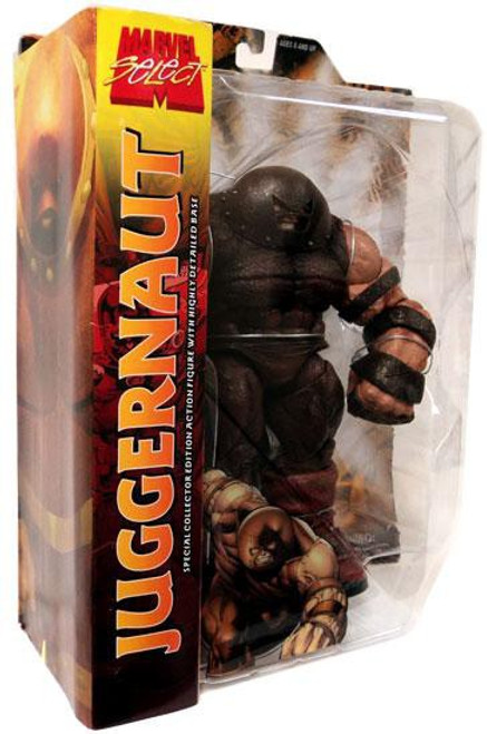 Marvel Select Juggernaut Action Figure [With Helmet]