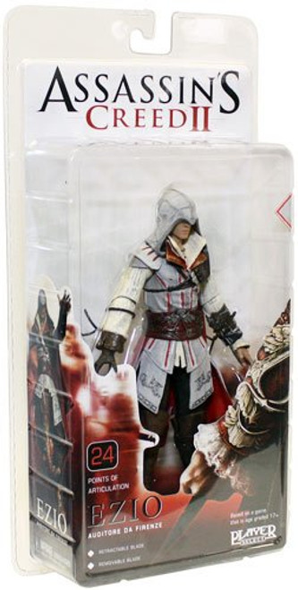 NECA Assassin's Creed II Series 1 Ezio Action Figure [Auditore da Firenze]