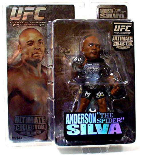 "UFC Ultimate Collector Series 3 Anderson ""The Spider"" Silva Action Figure [Limited Edition]"