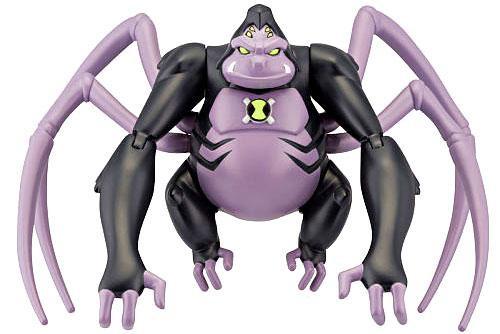 Ben 10 Ultimate Alien Spidermonkey Action Figure [Ultimate]