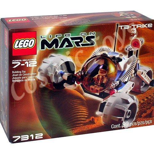 LEGO Life on Mars T3-Trike Set #7312
