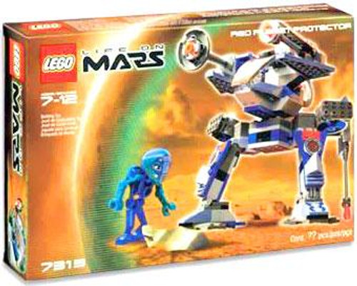 LEGO Life on Mars Red Planet Protector Set #7313