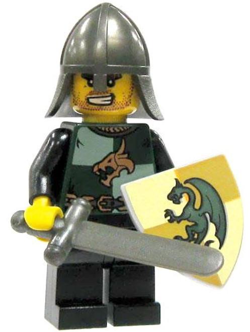 LEGO Castle Loose Dragon Swordsman Minifigure [Loose]