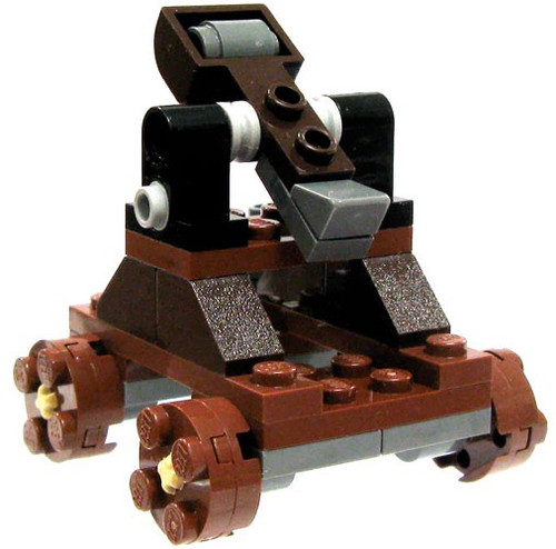 LEGO Castle Items Dragon Portable Catapult [Loose]