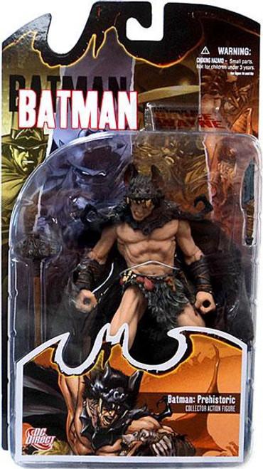 Return of Bruce Wayne Series 1 Prehistoric Batman Action Figure