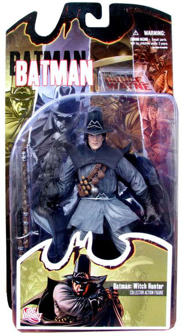 Return of Bruce Wayne Series 1 Witch Hunter Batman Action Figure