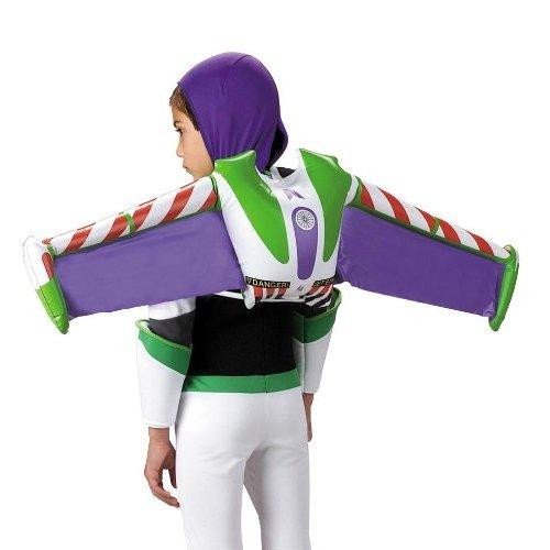 Toy Story Buzz Lightyear Inflatable Jet Pack Costume Accessory #13622