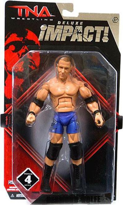 TNA Wrestling Deluxe Impact Series 4 Desmond Wolfe Action Figure