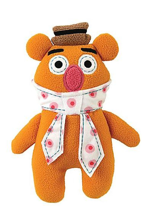 Disney The Muppets Pook-a-Looz Fozzie Bear Plush Doll