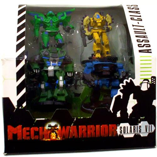 MechWarrior Solaris VII Action Pack [Assault-Class]