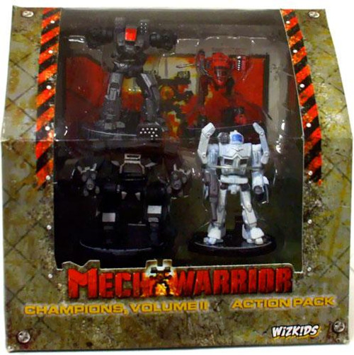 MechWarrior Champions Volume 2 Action Pack