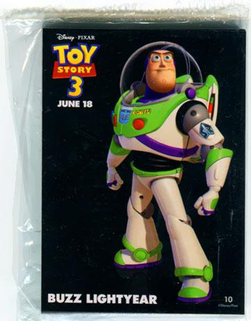 Disney Toy Story 3 Trading Card Pack