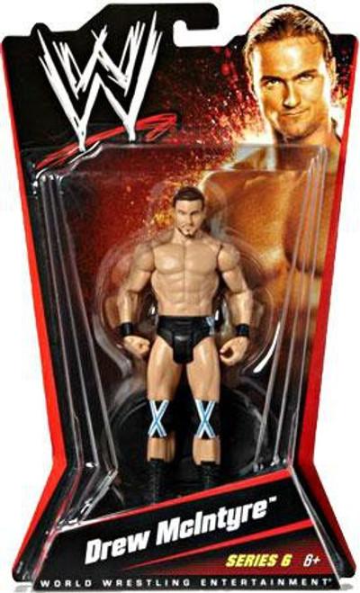 WWE Wrestling Series 6 Drew McIntyre Action Figure
