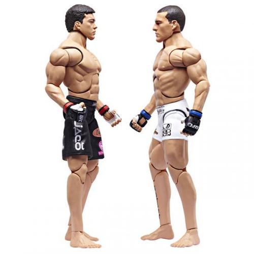 UFC Ultimate Battles Series 2 Shogun Rua vs. Lyoto Machida Figure 2-Pack