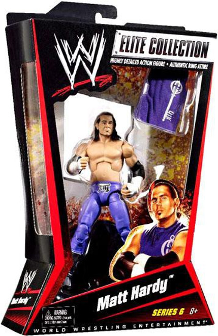 WWE Wrestling Elite Series 6 Matt Hardy Action Figure