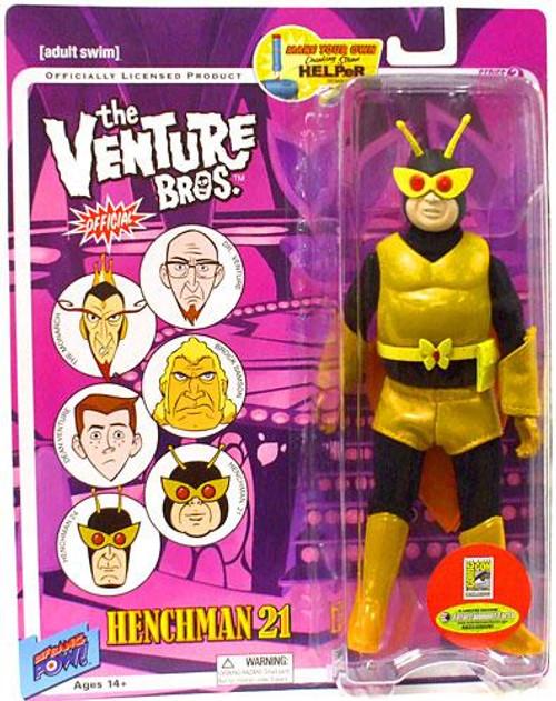 The Venture Bros. Series 3 Henchman 21 Exclusive Action Figure