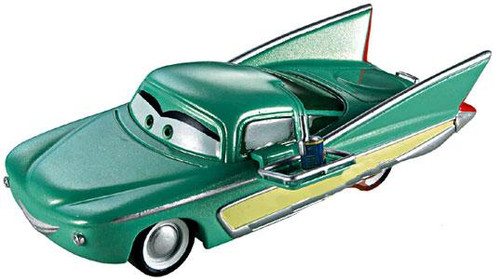Disney Cars Loose Flo with Tray Diecast Car [Loose]