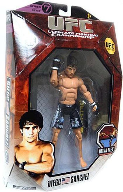 UFC Collection Series 7 Diego Sanchez Action Figure