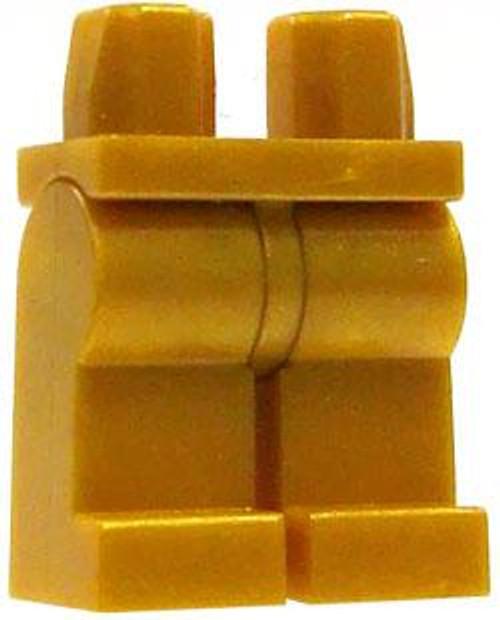 LEGO Minifigure Parts Pearl Gold Legs Loose Legs [Loose]