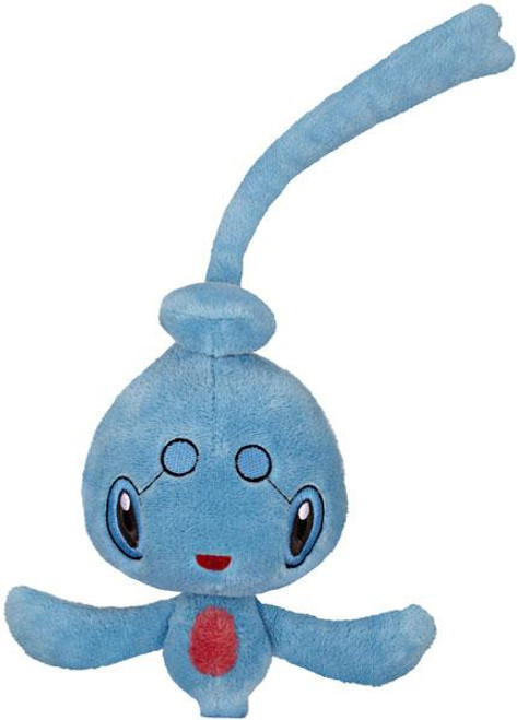 Pokemon Mini Plush Series 13 Phione 6-Inch Plush