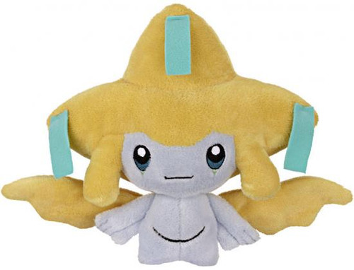 Pokemon Mini Plush Series 13 Jirachi 6-Inch Plush