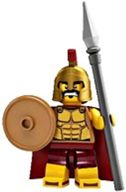 LEGO Minifigures Series 2 Spartan Minifigure [Loose]