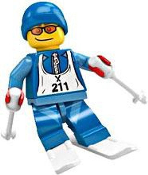 LEGO Minifigures Series 2 Skier Minifigure [Loose]