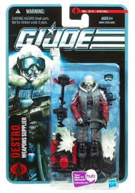 GI Joe Pursuit of Cobra Destro Action Figure