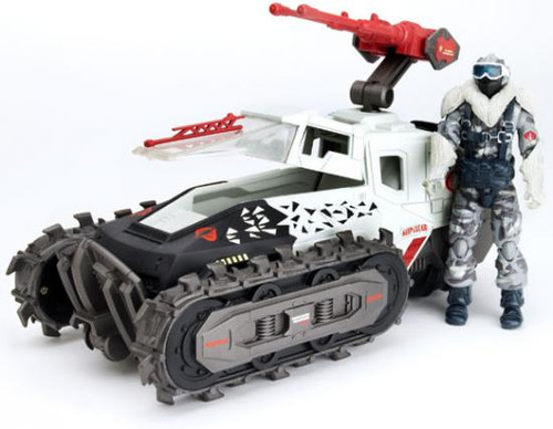 GI Joe Pursuit of Cobra Cobra Ice Cutter Action Figure Vehicle