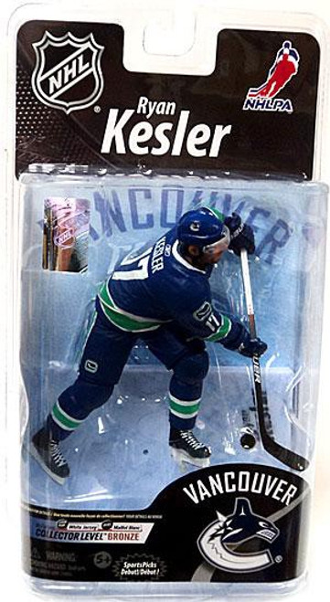 McFarlane Toys NHL Sports Picks Series 26 Ryan Kesler Action Figure [Blue Jersey]