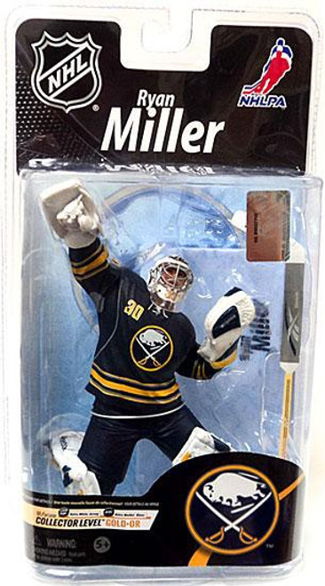 McFarlane Toys NHL Buffalo Sabres Sports Picks Series 26 Ryan Miller Action Figure [Blue Jersey]