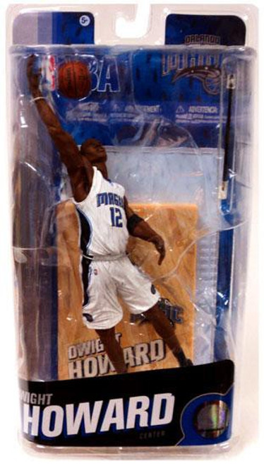 McFarlane Toys NBA Orlando Magic Sports Picks Series 18 Dwight Howard Action Figure