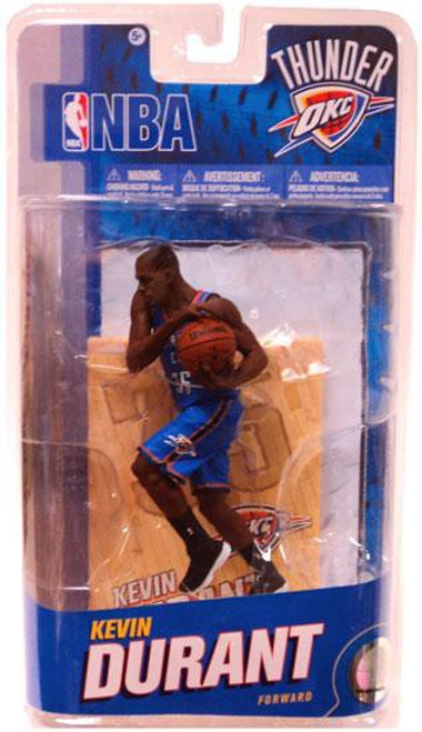 McFarlane Toys NBA Oklahoma City Thunder Sports Picks Series 18 Kevin Durant Action Figure
