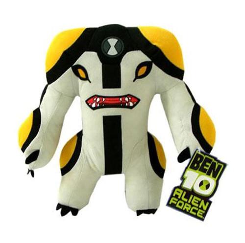 Ben 10 Alien Force Cannonbolt 8-Inch Plush Figure