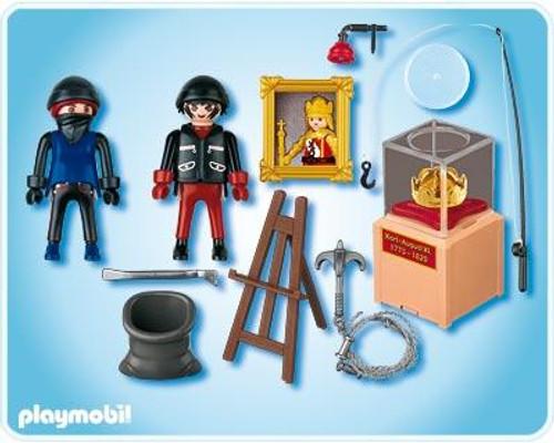 Playmobil Police Jewel Thieves Set #4265