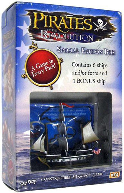Pirates Pidates of the Revolution Special Edition Box