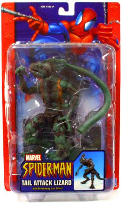 Spider-Man Tail Attack Lizard Action Figure