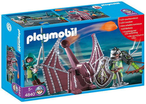 Playmobil Dragon Land Dragons Catapult Set #4840