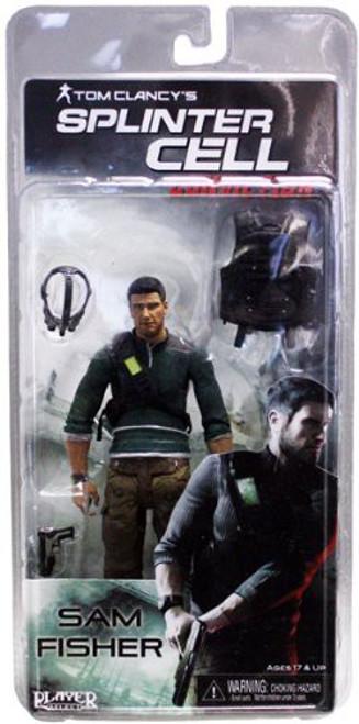 NECA Splinter Cell Sam Fisher Action Figure [No Body Armor]