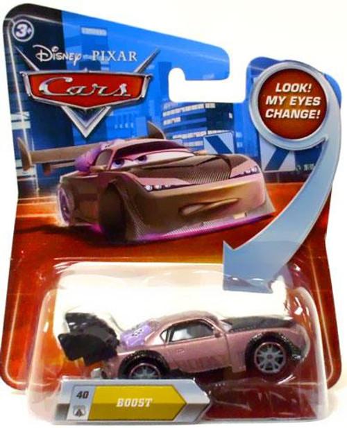 Disney Cars Lenticular Eyes Series 2 Boost Diecast Car