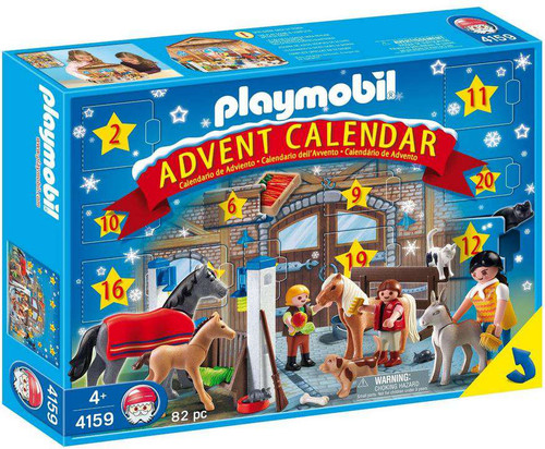 Playmobil Suburban Life Pony Ranch Set #4159