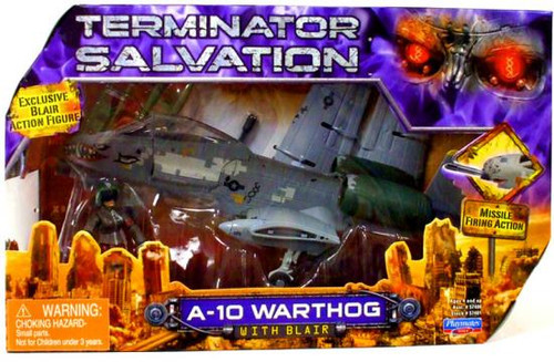 The Terminator Terminator Salvation A-10 Warthog Action Figure Vehicle