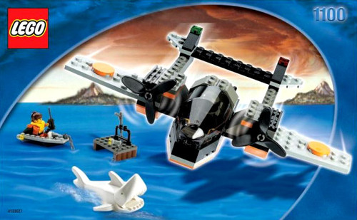 LEGO Sky Pirates Set #1100