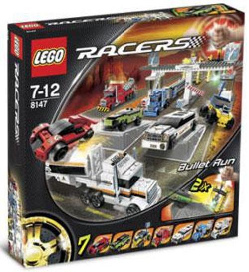 LEGO Racers Bullet Run Set #8147