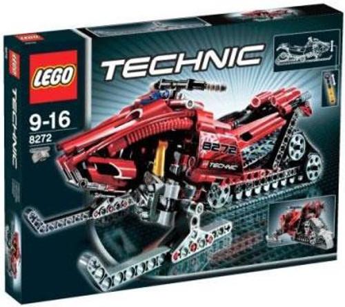 LEGO Technic Snow Mobile Set #8272