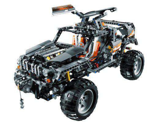 lego technic power functions off roader set 8297 toywiz. Black Bedroom Furniture Sets. Home Design Ideas